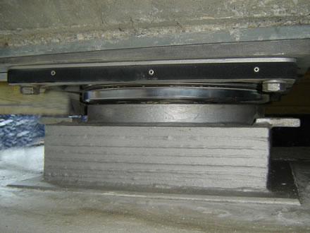 Spherical Bearing Fixed Guided Amp Free Sliding Type